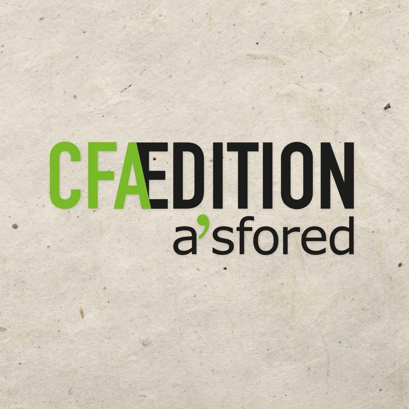 logo CFA Édition